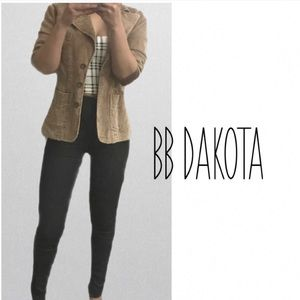 BB Dakota Tan Jacket / Blazer